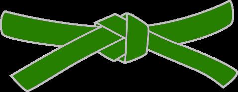Cinto Verde