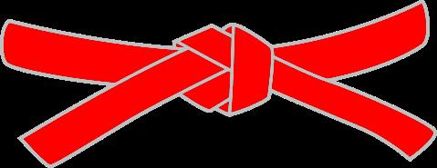 Cinto Vermelho